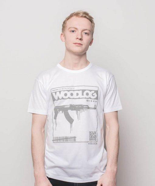 AK47 Grey Shirt White Men