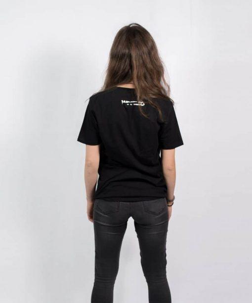Woodlog AK47 Reflektor Shirt Black Women