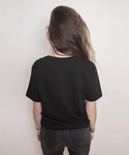 Big in Japan Shirt Black Women