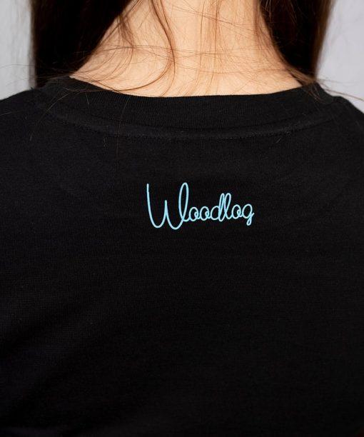 Flowers Shirt Black Blueprint Women