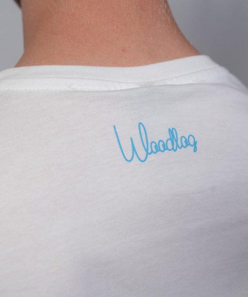 Flowers Shirt White Blueprint Men