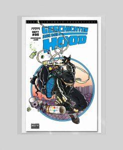 GESCHICHTEN AUS DER HOOD HEFT #05 STANDARD EDT.