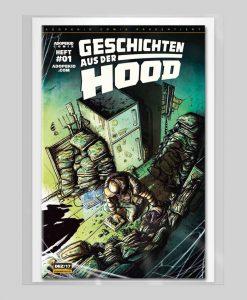 GESCHICHTEN AUS DER HOOD HEFT #01 STANDARD EDT.