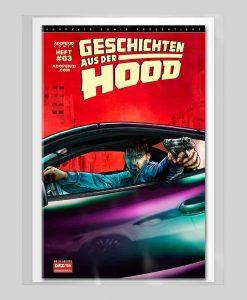 GESCHICHTEN AUS DER HOOD HEFT #03 STANDARD EDT.