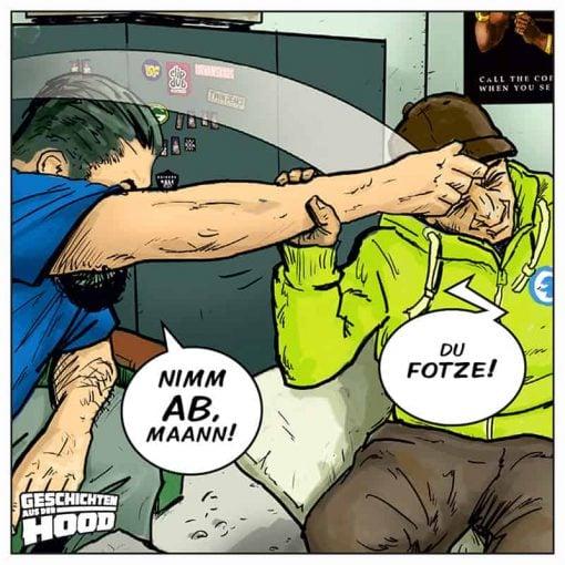 GESCHICHTEN AUS DER HOOD HEFT #02 STANDARD EDT.