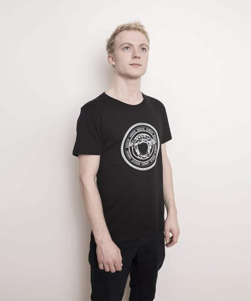 Medusa Shirt Black Men