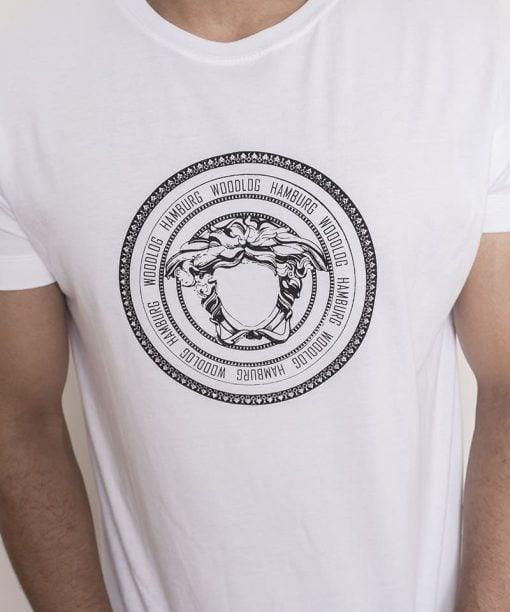 Medusa Shirt White Men