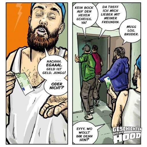 GESCHICHTEN AUS DER HOOD HEFT #04 STANDARD EDT.