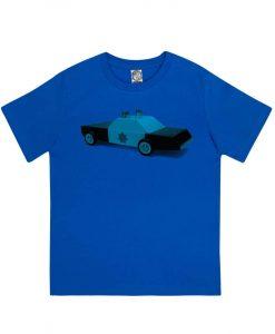 Woodlog Kids Shirt Police