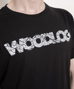 Woodlog BLN City Map Shirt Black Men