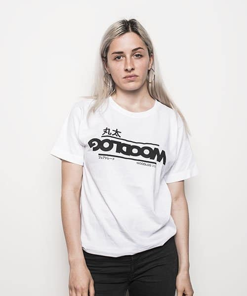 Big in Japan Shirt White Women
