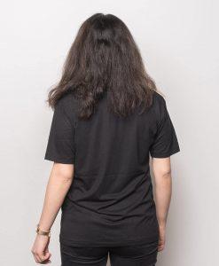 Boxed Black on Black Shirt Bamboo Black Women
