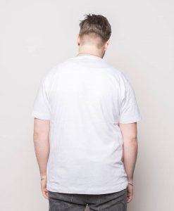 Woodlog Boxed Neon Shirt White Men