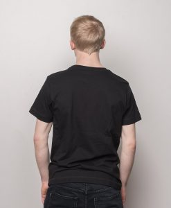 Walter Shirt Bamboo Black Men