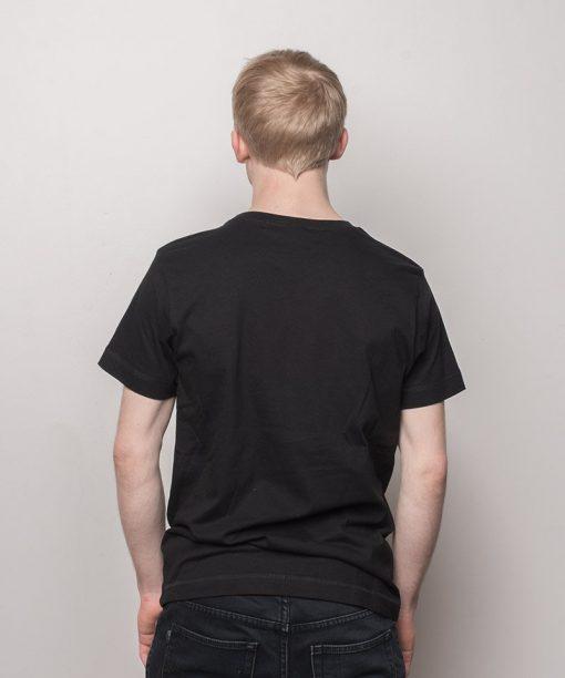 Walter Shirt Bamboo Black Men